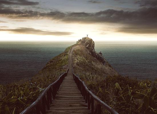 Voir loin pour réussir